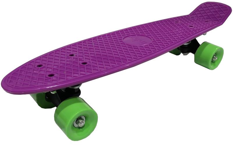 Скейт Indigo LS-P2206-D Purple