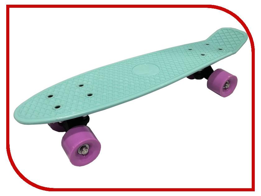 Скейт Indigo LS-P2206-D Turquoise