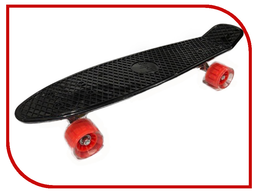 Скейт Indigo LS-P2206-B Black