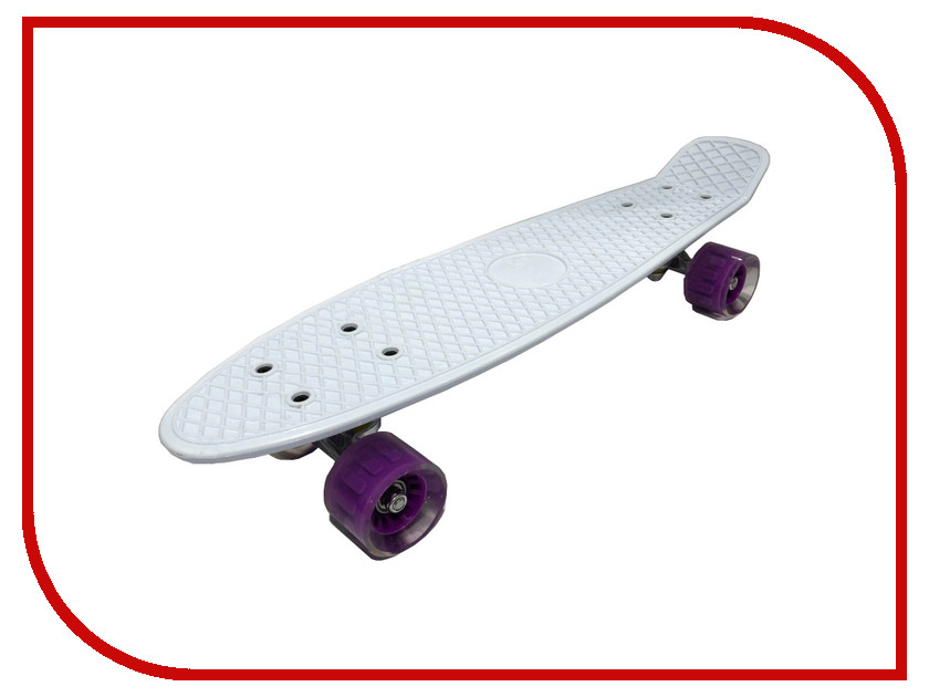 Скейт Indigo LS-P2206-B White ls 5200 white