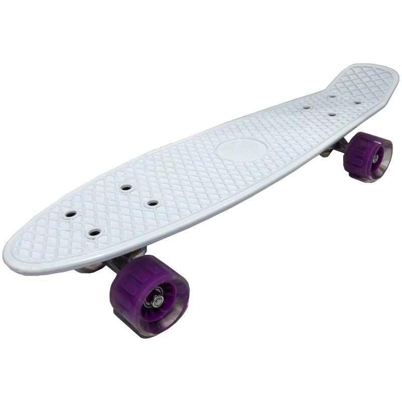 Скейт Indigo LS-P2206-B White
