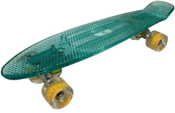 Скейт Indigo LS-PC2206 Neon