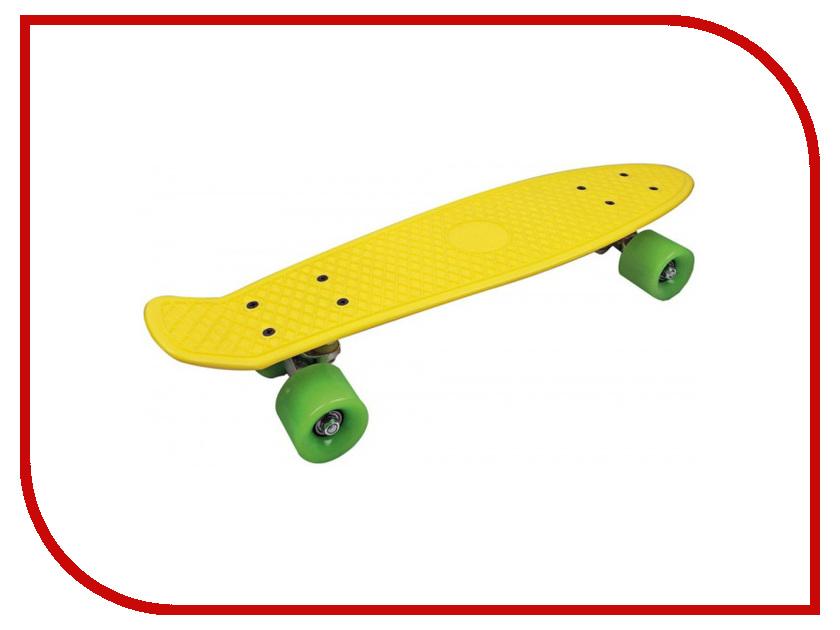 Скейт Indigo GS-SB-X1 Yellow