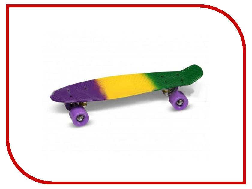 Скейт Indigo GS-SB-X1T Multi-color