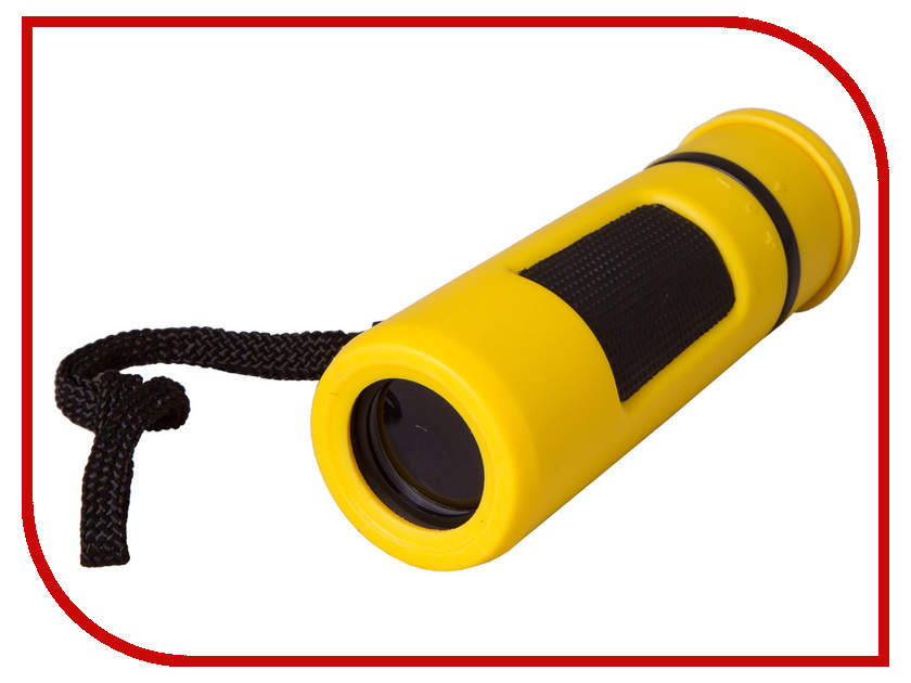 Монокуляр Bresser Topas 10x25 Yellow 69375