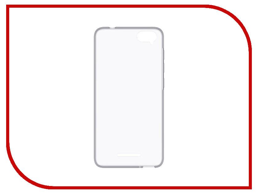 Аксессуар Чехол BQ-5508L Next LTE Silicone Transparent