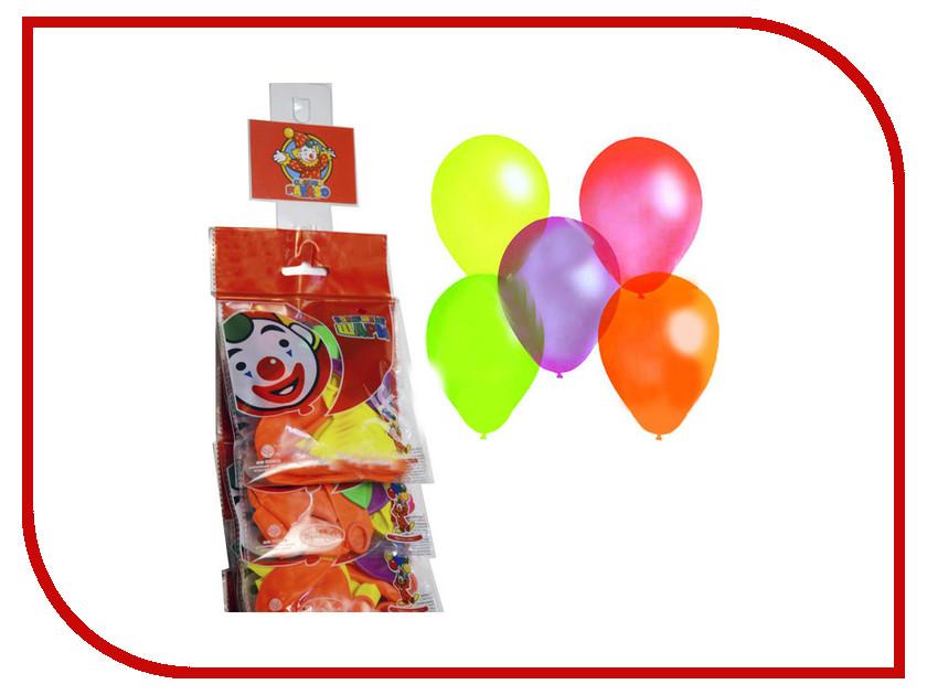 Набор воздушных шаров ПОИСК 25cm 12шт 4690296053802