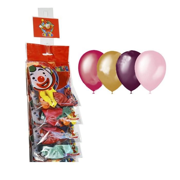 Набор воздушных шаров Поиск 23cm 8шт 4690296054403