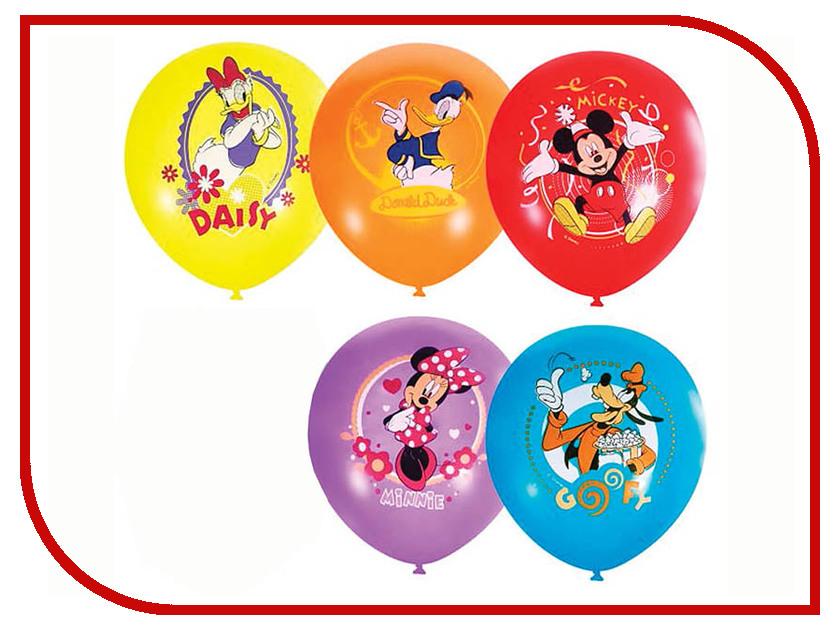 Набор воздушных шаров Поиск Дисней Герои 30cm 5шт Х-95 4690296000059 95