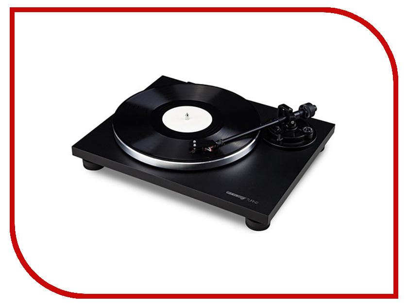 Проигрыватель виниловых дисков Reloop TURN2 Black проигрыватель винила с ременным приводом reloop turn 2 white