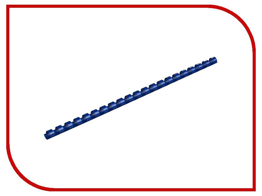 Картинка для Пружины для переплета ProMega Office 10мм 100шт Blue 255085