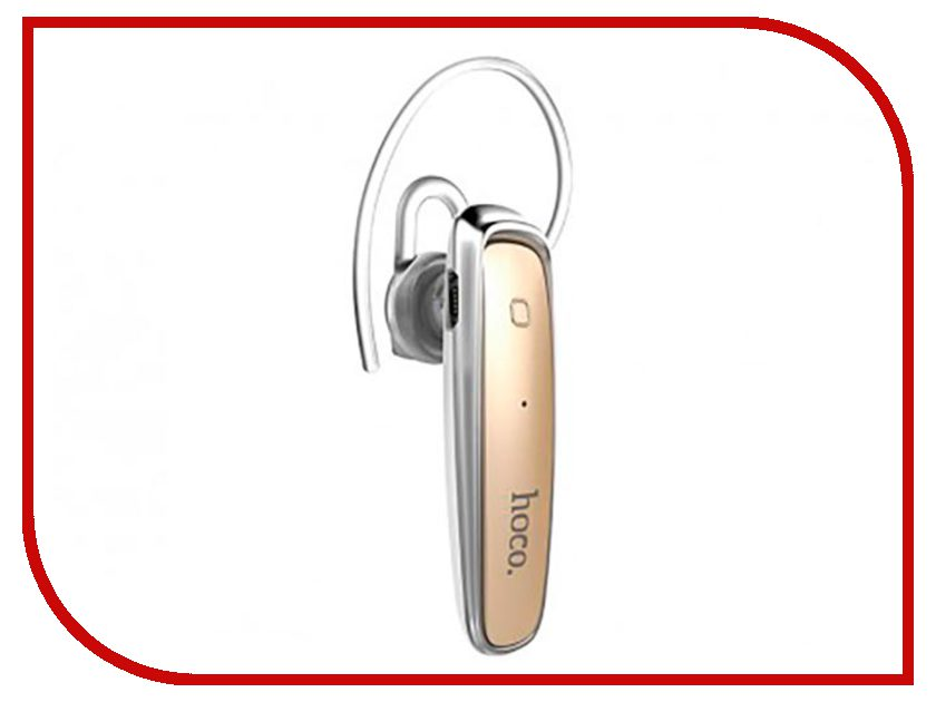 Фото HOCO EPB04 Gold original hoco epb04 universal business wireless bluetooth v4 1 headphone earphone