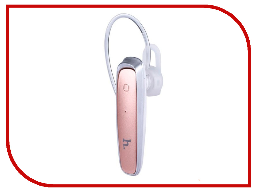 Фото HOCO EPB04 Rose gold original hoco epb04 universal business wireless bluetooth v4 1 headphone earphone