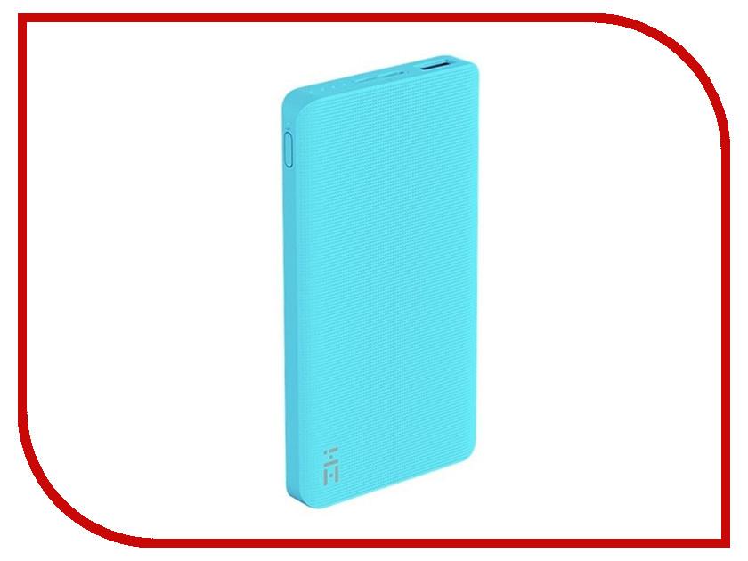 Аккумулятор Xiaomi Mi ZMI QB810 10000mAh Tiffany аккумулятор xiaomi zmi 10000mah золотого цвета