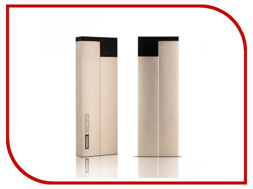 Аккумулятор Remax Proda Kerolla PPP-20 Power Bank 10000mah Gold аккумулятор remax vanguard 10000mah gold