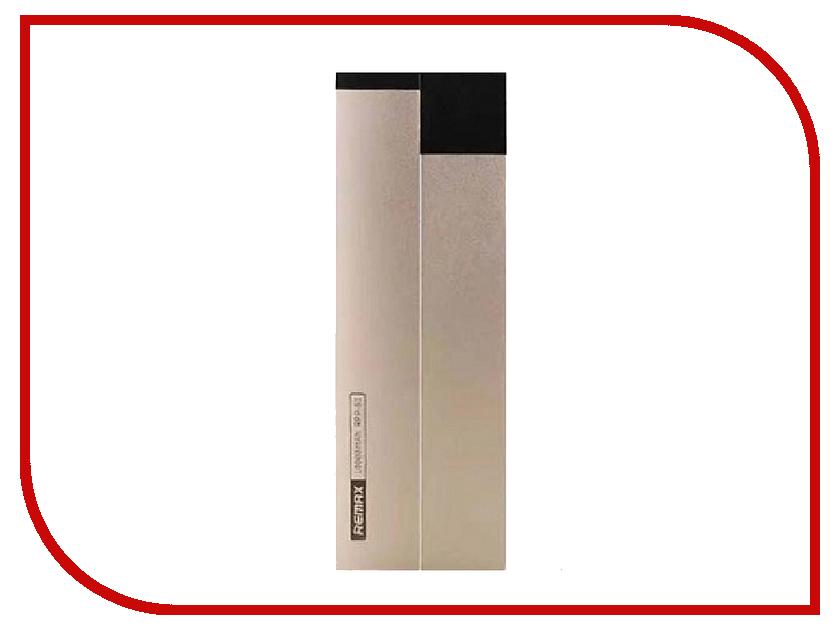 Аккумулятор Remax Kerolla RPP-61 Power Bank 10000mAh Gold аккумулятор remax vanguard 10000mah gold