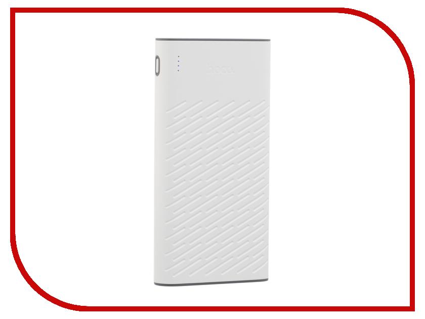 Аккумулятор HOCO B31A Rege 30000mAh White автомобильный аккумулятор lunda 30000mah multi starthilfe