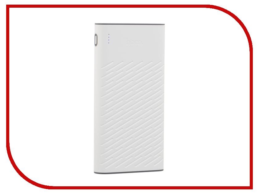 Аккумулятор HOCO B31A Rege 30000mAh White
