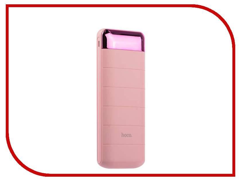 Аккумулятор HOCO B29A Domon 15000mAh Pink штатив hoco k4 beauty wireless pink
