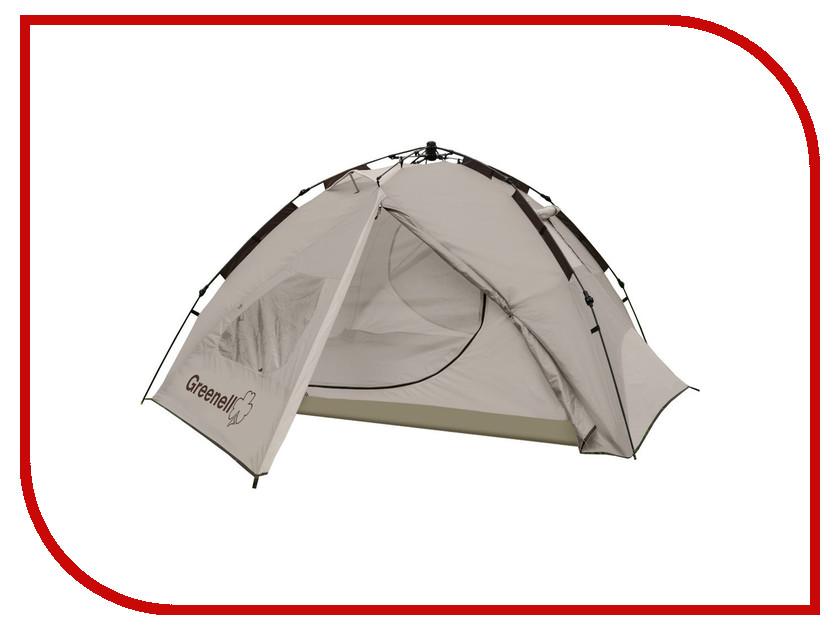 Палатка Greenell Донган 4 Brown 95956-230-00 палатки greenell палатка арди 4 5