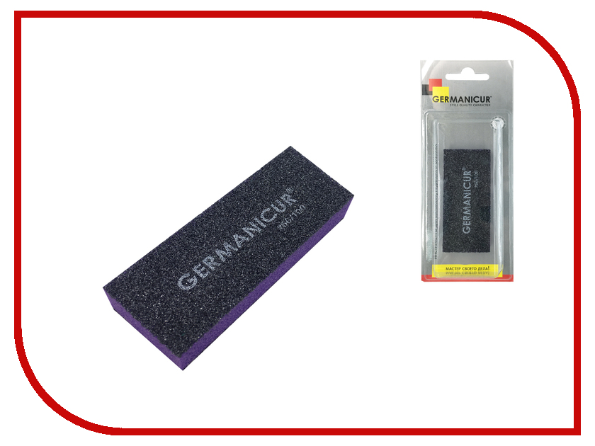 Бафик-наждак Germanicure GM-314 37390