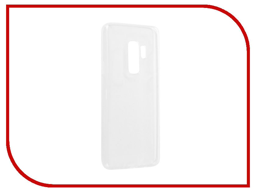 Аксессуар Чехол Samsung Galaxy S9 Plus SD845 Svekla Silicone Transparent SV-SGSD845P-WH аксессуар чехол xiaomi mi mix 2 svekla silicone transparent sv ximimix2 wh