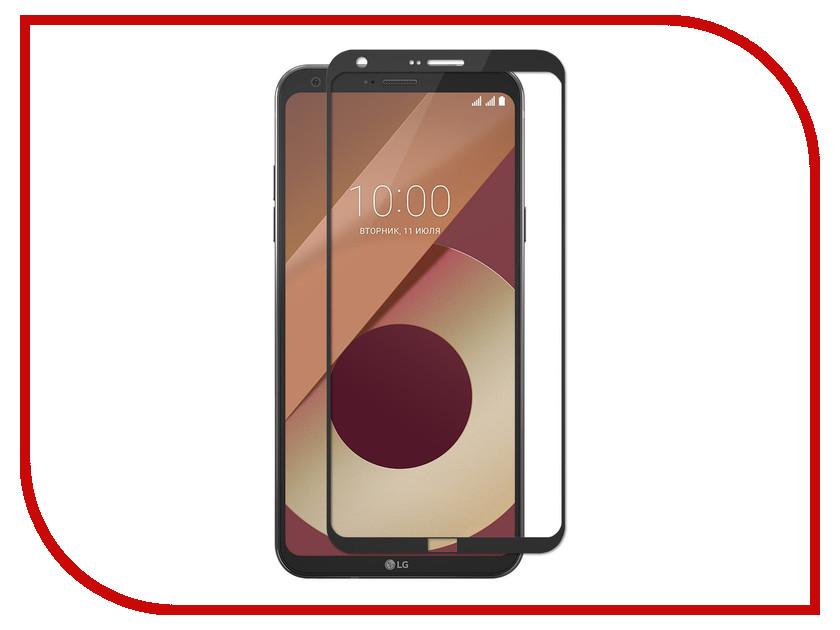 Аксессуар Защитное стекло для LG Q6A M700 Svekla Black ZS-SVLGM700-FSBL цены онлайн