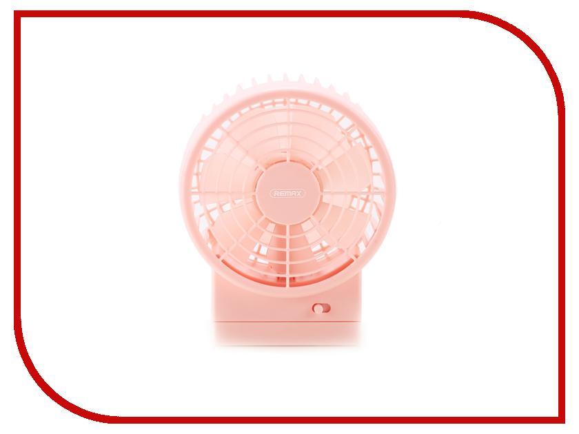 Вентилятор Remax F19 Pink