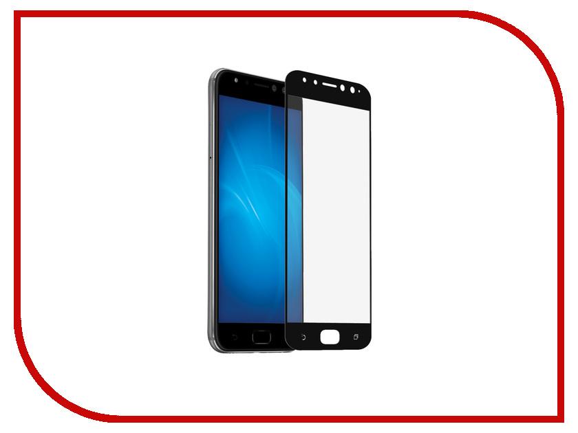 Аксессуар Защитное стекло для ASUS ZenFone 4 Selfie Pro ZD552KL Svekla Full Screen Black ZS-SVASZD552KL-FSBL цена и фото