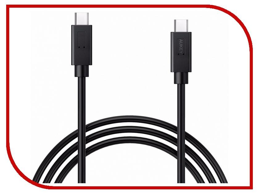 Аксессуар Aukey CB-C2 USB 3.1 USB-C 0.9m Black LLTS47142 держатель aukey hd c13