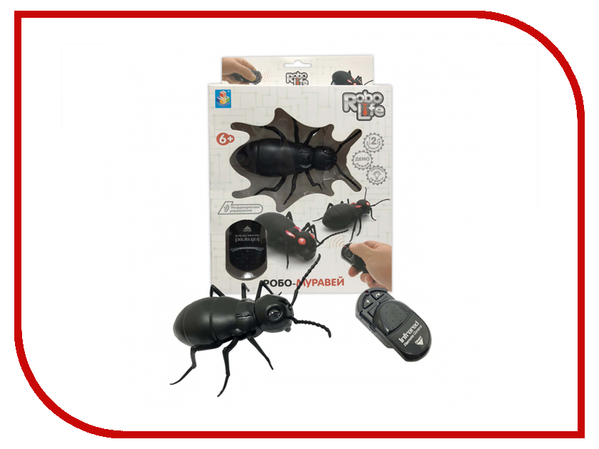 Игрушка 1Toy Робо-муравей Т10901