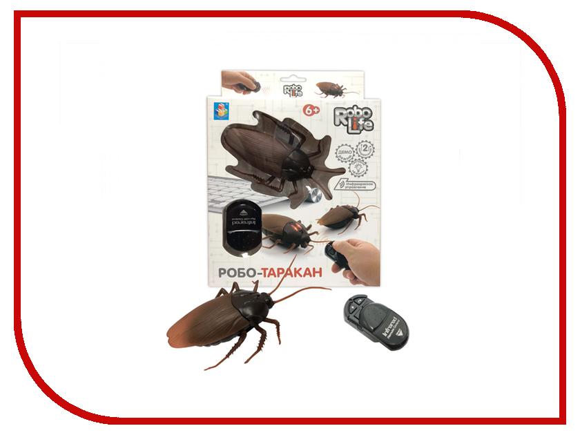 Игрушка 1Toy Робо-таракан Т10902