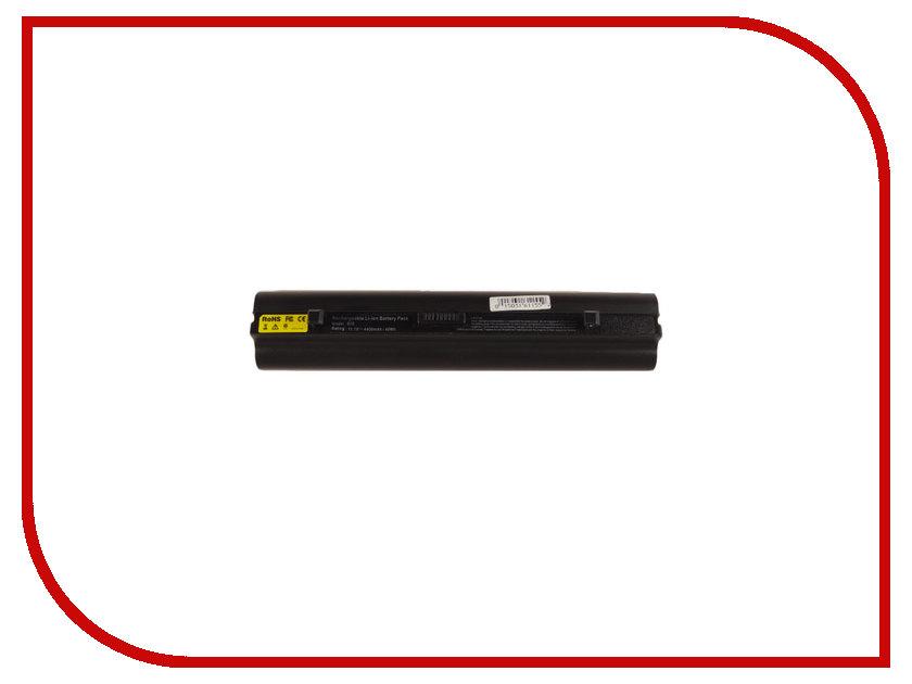 Аккумулятор 4parts LPB-S10 для IBM Lenovo IdeaPad S9e/S10e/S10-1/S12 Series 11.1V 4400mAh стартер tdm s10 4 80вт 230в медь