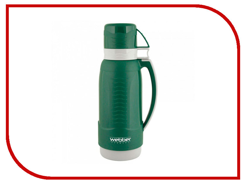 Термос Webber 1.0L Dark Green 31003/12S термос webber 1 5l ssvw1 1500m