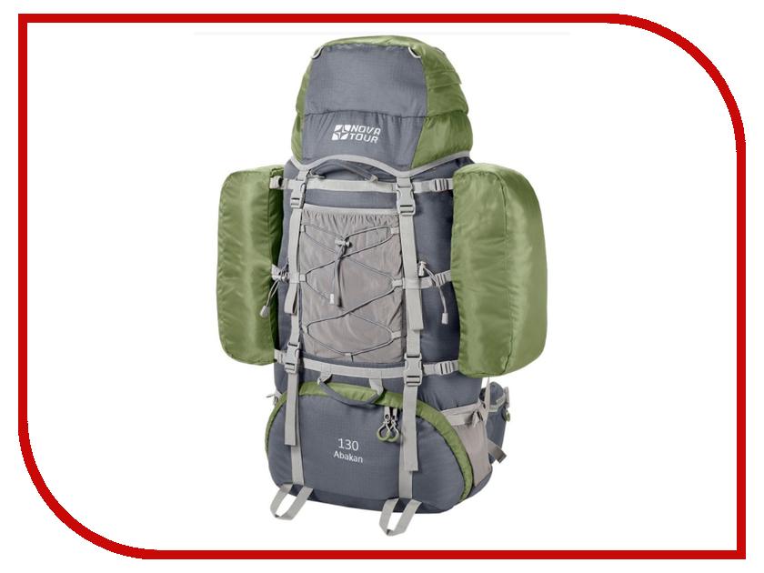 Рюкзак Nova Tour Абакан 130 Grey-Olive 95769-560-00 сумки nova tour сумка