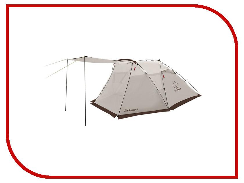 Палатка Greenell Арклоу 4 95955-230-00 палатки greenell палатка арди 4 5