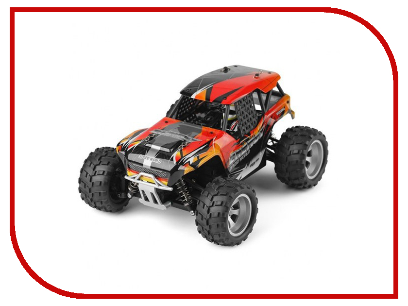 Игрушка WLToys 18405 4WD RTR 1:18 игрушка wltoys wlt 18404 4wd 1 18