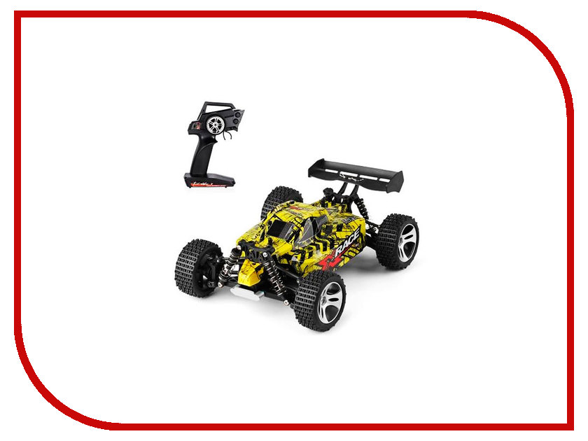 Игрушка WLToys 18401 4WD RTR 1:18