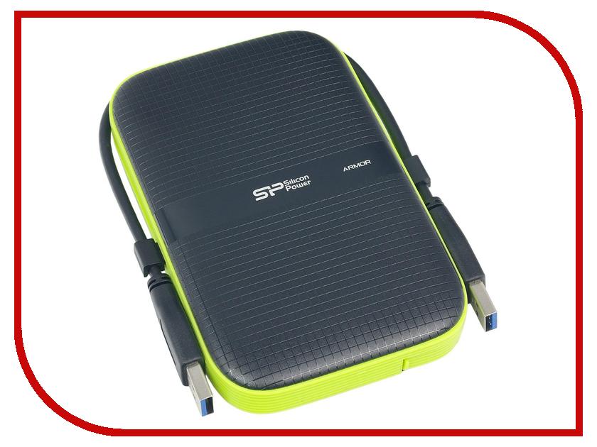 Жесткий диск Silicon Power Armor A60 3Tb Black SP030TBPHDA60S3K