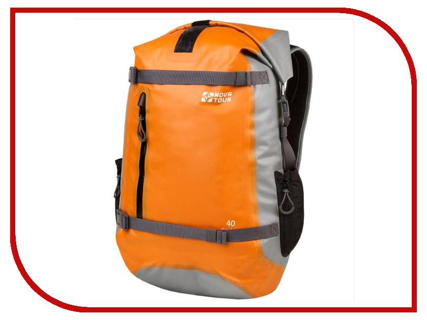 Сумка Nova Tour Геккон 40 Grey-Orange 95157-471-00 сумка nova tour кэйр 48 96031 204 00