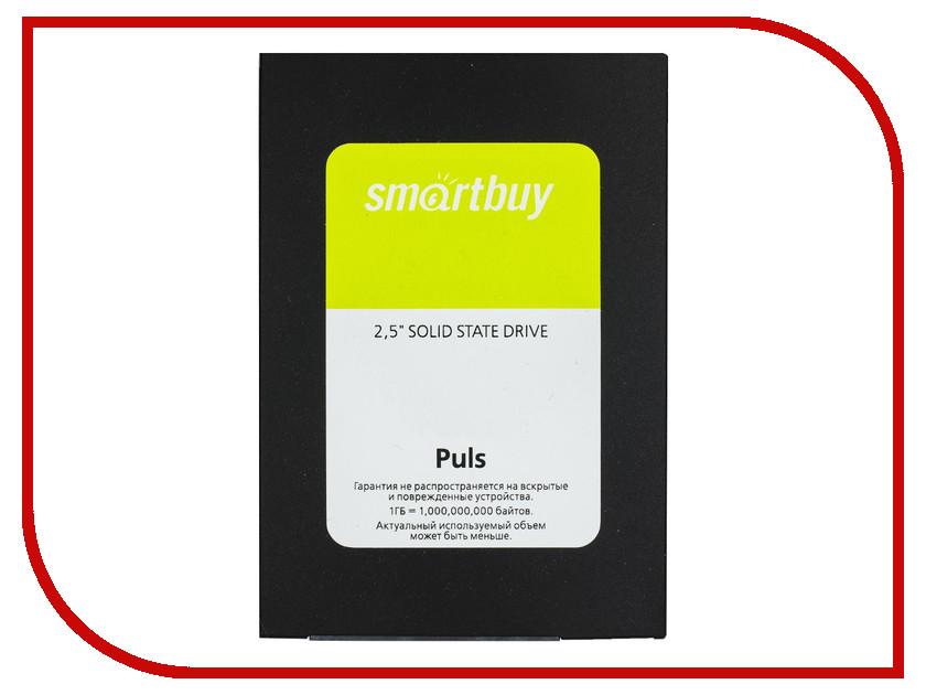 Жесткий диск 128Gb - SmartBuy Puls SB128GB-PULS-25SAT3 smartbuy smartbuy hello белый