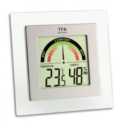 Термометр Метеостанция TFA 305023 все цены