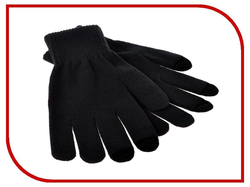 Теплые перчатки для сенсорных дисплеев iGlover Premium S Black<br>