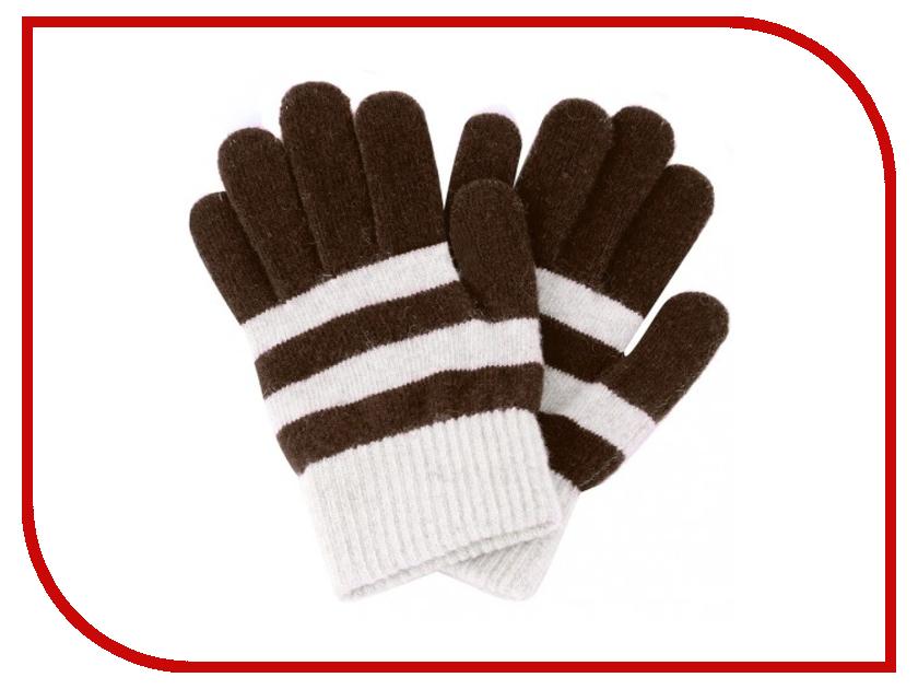 Теплые перчатки для сенсорных дисплеев iGlover Premium S Beige-Brown