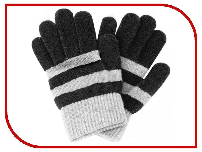 Теплые перчатки для сенсорных дисплеев iGlover Premium M Black-Grey