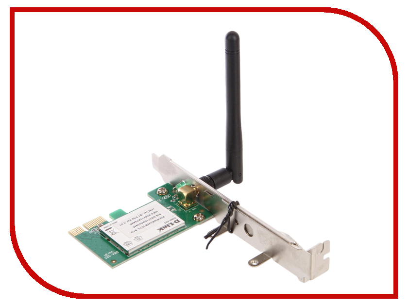 Wi-Fi адаптер D-Link DWA-525 powerline адаптер d link dhp p308av b1 c1a c1b
