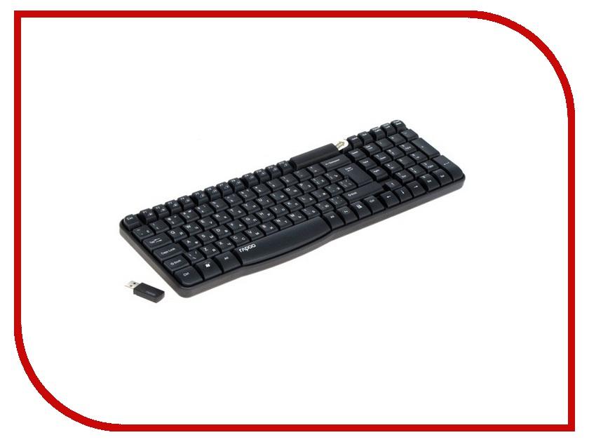 Клавиатура беспроводная Rapoo E1050 USB