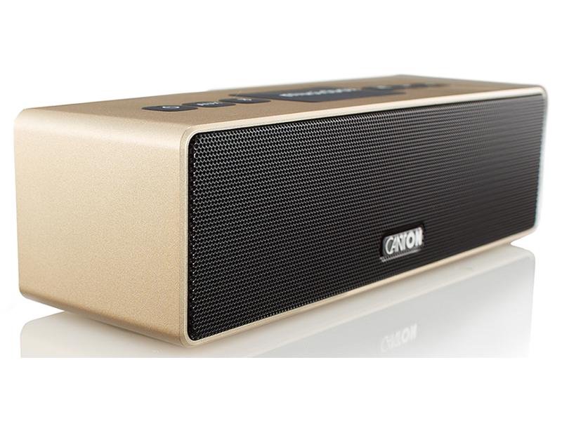 Колонка Canton Musicbox XS Gold