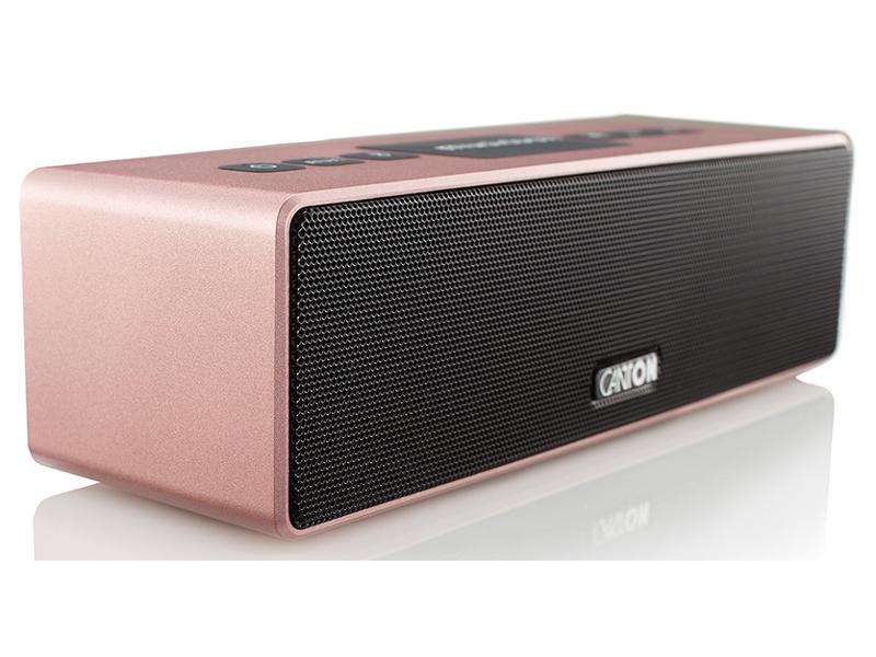 Колонка Canton Musicbox XS Pink-Gold