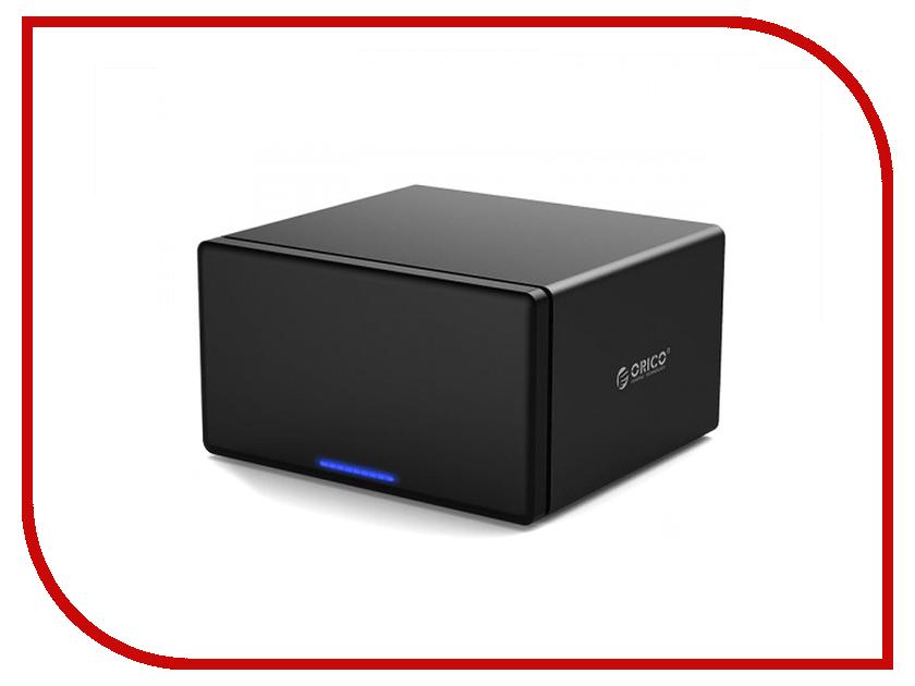 Аксессуар Контейнер для HDD Orico NS800U3 Black корпус для hdd orico 9528u3 2 3 5 ii iii hdd hd 20 usb3 0 5